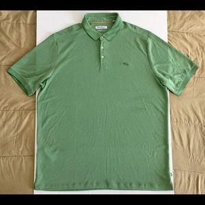 Tommy Bahama Island Zone Polo Rugby Shirt Sz XXXLT